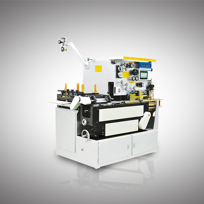 Full automatic round welding machine for small square can